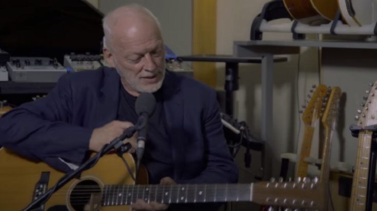 """David Gilmour Announces Release Date Of New Single """"Yes, I Have Ghosts"""""""
