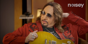 Ace Frehley Will Return On Stage For Live Performances
