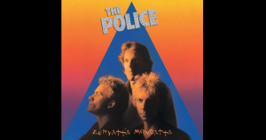 "Album Review: ""Zenyatta Mondatta"" By The Police"