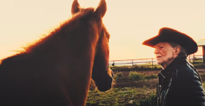 Willie Nelson Releases Music Video Cover For  'We Are the Cowboys'