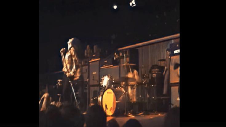 1972:  Watch Deep Purple Perform In Copenhagen | Society Of Rock Videos