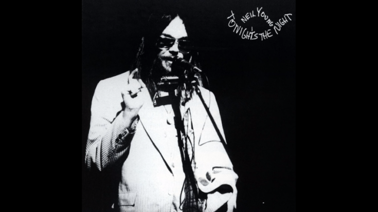 "The Story Of The Song ""Tonight's The Night"" By Neil Young 