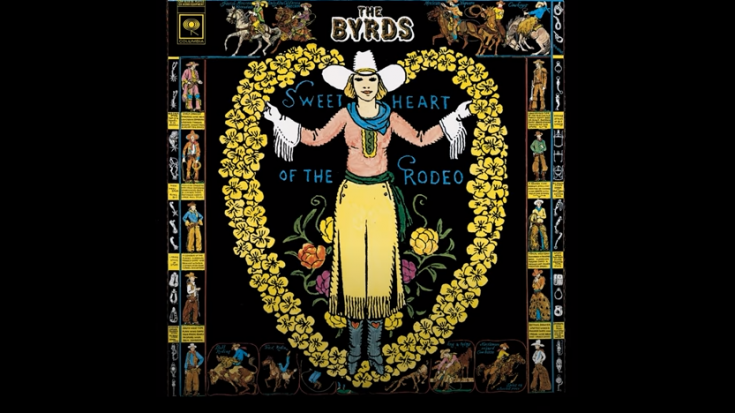 """Album Review: """"Sweetheart Of The Rodeo"""" By The Byrds   Society Of Rock Videos"""