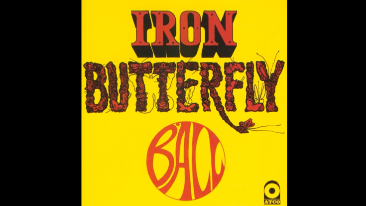 "Album Review: ""Ball"" By Iron Butterfly"