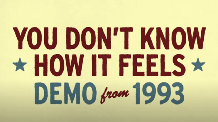 """Tom Petty's Family Released His Demo For """"You Don't Know How It Feels"""" – Listen   Society Of Rock Videos"""