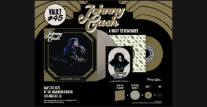 Third Man Records Will Release Rare 1973 Johnny Cash Concert