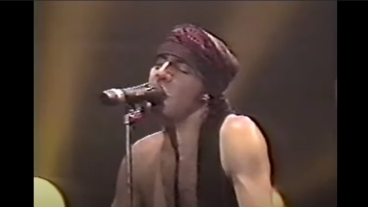 Steven Van Zandt Will Release 'RockNRoll Rebel' Box Set With Rare Performances Included   Society Of Rock Videos