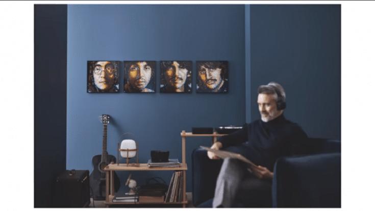 The Beatles LEGO Art Set Announced   Society Of Rock Videos
