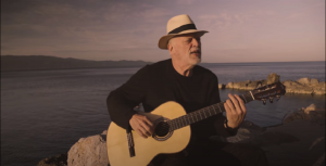 "David Gilmour Released A New Song Called ""Yes, I Have Ghosts"""