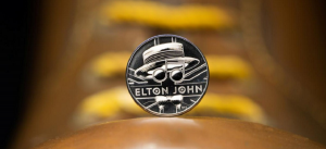 Elton John Will Be Honored On Commemorative Coin