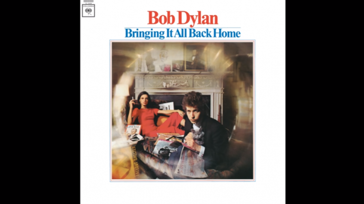 """Album Review: """"Bringing It All Back Home"""" By Bob Dylan 