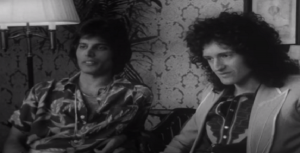 Watch A Backstage Footage Of Queen In The US Leg Of Their 1977 Tour