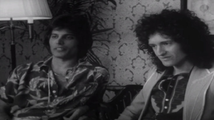 Watch A Backstage Footage Of Queen In The US Leg Of Their 1977 Tour | Society Of Rock Videos