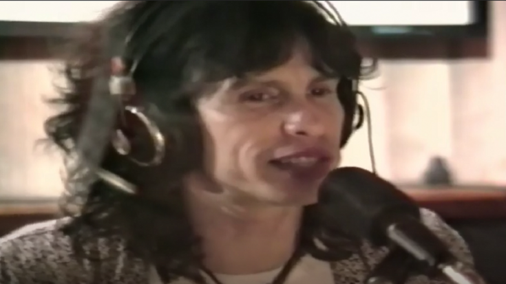 "Watch The Making Of The Album ""Pump"" By Aerosmith 