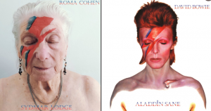 Nursing Home Residents Recreate Classic Album Covers