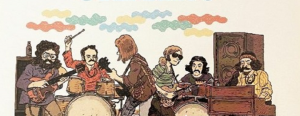 "Grateful Dead Comics Share Unreleased Performance Of ""St. Stephen"""