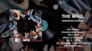 "Pink Floyd Streams Rare Demo Of ""Comfortably Numb"""