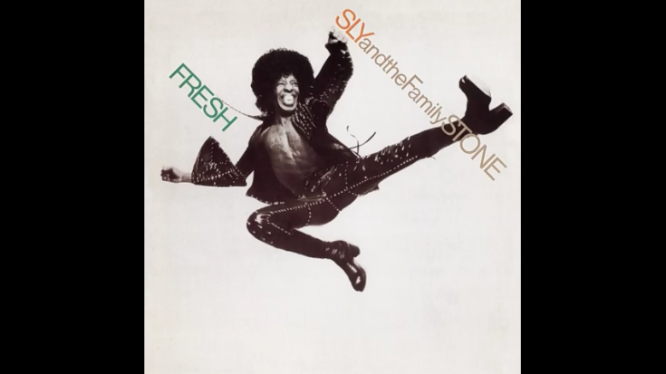 """Album Review: """"Fresh"""" By Sly and the Family Stone 