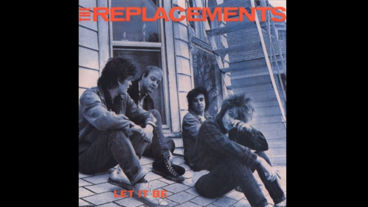 """Album Review: """"Let It Be"""" By The Replacements 