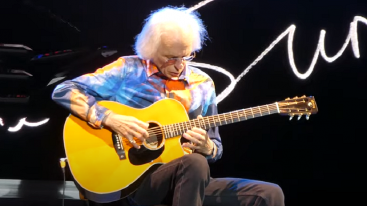 """Steve Howe Thinks A Yes Reunion Is """"Completely Unthinkable""""   Society Of Rock Videos"""