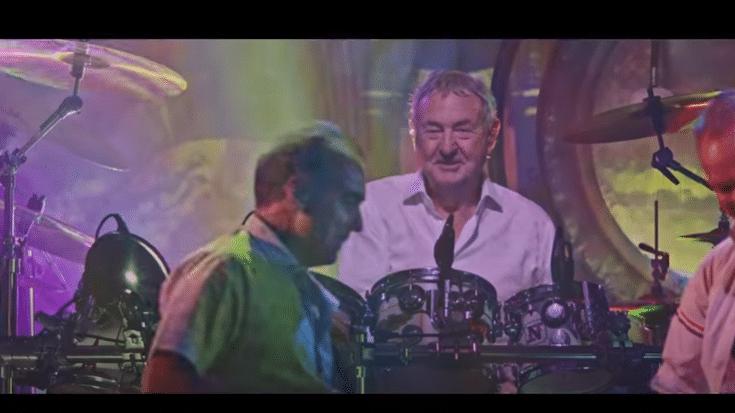 Nick Mason Reschedules His UK Tour | Society Of Rock Videos