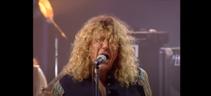 """Watch Led Zeppelin Live Performance Of """"Black Dog"""" In First Reunion"""