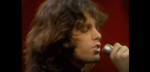 "Watch 1967 Performance Of ""Light My Fire"" By The Doors"