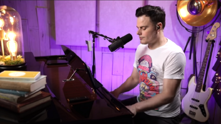 "Watch Marc Martel Cover ""I Want To Break Free"" 