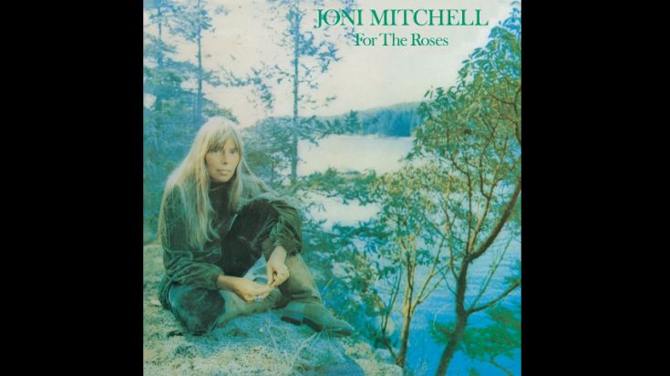 "Album Review: ""For the Roses"" By Joni Mitchell"