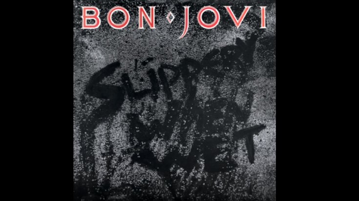 "Album Review: ""Slippery When Wet"" By Bon Jovi 