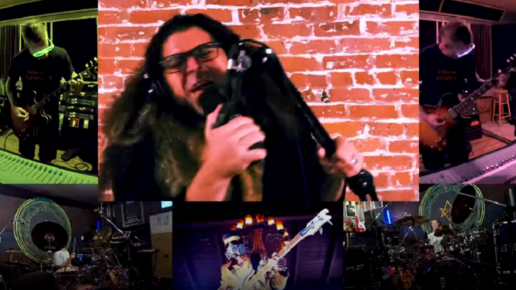 """Watch Members Of Primus, Tool, Coheed And Cambria Cover Rush's """"Anthem"""" 