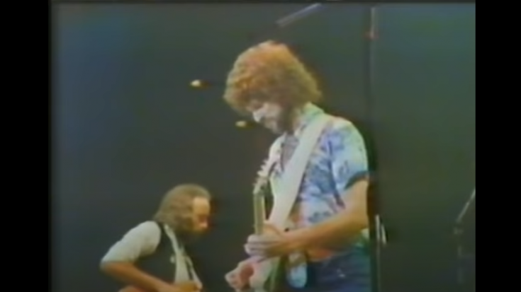 """Watch 1977 Performance Of """"Oh Well"""" By Fleetwood Mac 