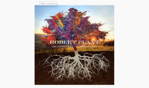 """Robert Plant Releases """"Charlie Patton Highway (Turn it Up, Pt. 1)"""" As New Single"""