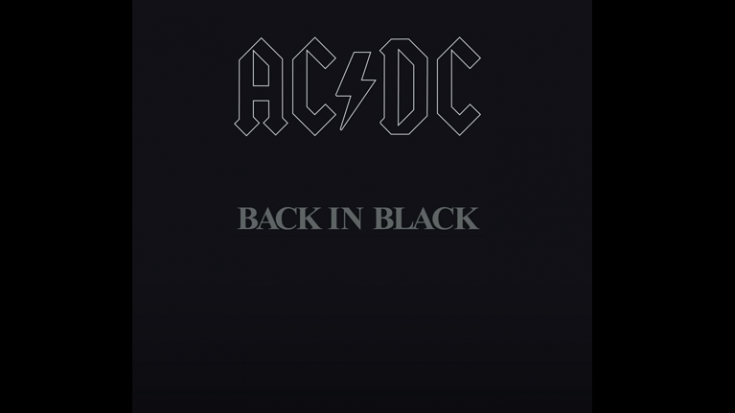 """20 Reasons Why We Will Never Get Tired Of """"Back In Black"""" By AC/DC 