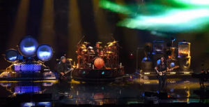 """Watch It Again: Rush's 2013 Rock & Roll Hall of Fame Performance Of """"The Spirit Of Radio"""""""