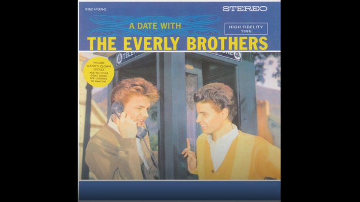"Album Review: ""A Date With The Everly Brothers"" By The Everly Brothers 