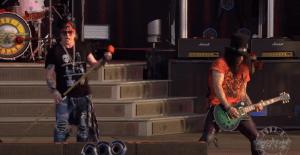 Guns N' Roses Announce New Rescheduled European Tour Dates