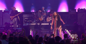 "5 Rocked Out Live Performances From Aerosmith's ""Get A Grip"""
