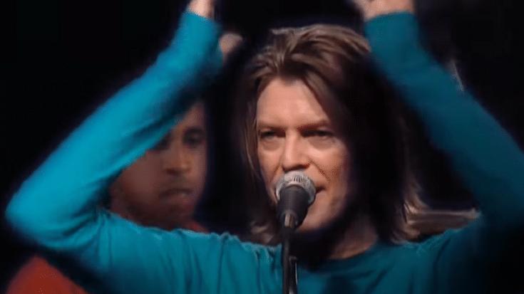David Bowie's 1999 Paris Concert Set for Digital Release | Society Of Rock Videos