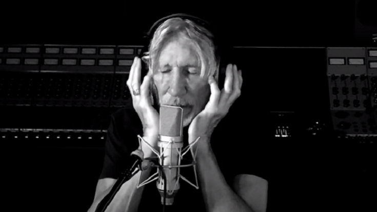 Watch Roger Waters Perform Socially-Distanced 'The Wall' Classics   Society Of Rock Videos