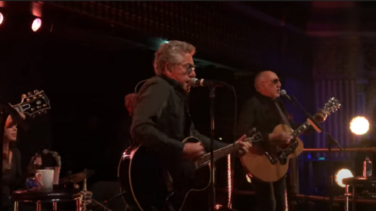 The Who To Release Vintage Concert Series on YouTube | Society Of Rock Videos
