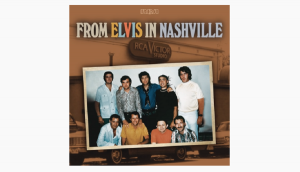 Elvis Presley's Jam With Nashville Cats Included on New 'From Elvis in Nashville' Set