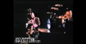 Watch Led Zeppelin Perform In Los Angeles 1977