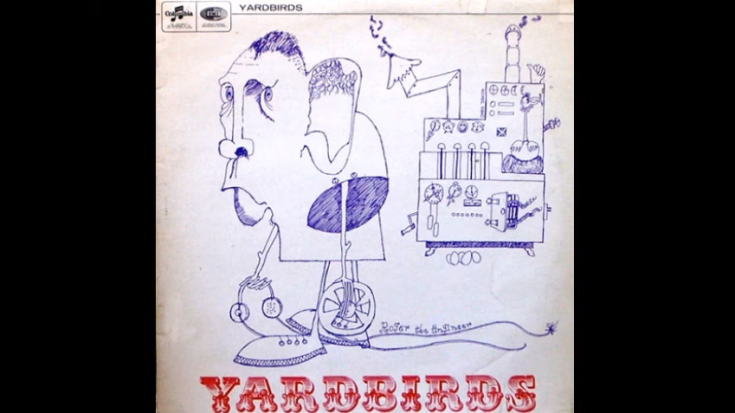 """Album Review: """"Roger The Engineer"""" By The Yardbirds 