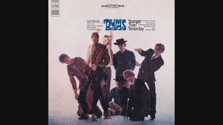 "Album Review: ""Younger Than Yesterday"" By The Byrds"