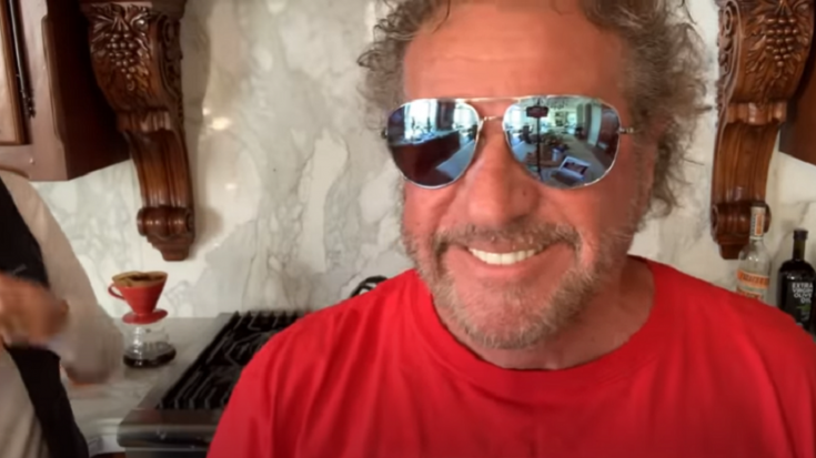Sammy Hagar's Appearance At Cleveland's Rock and Roll Hall Fame Canceled
