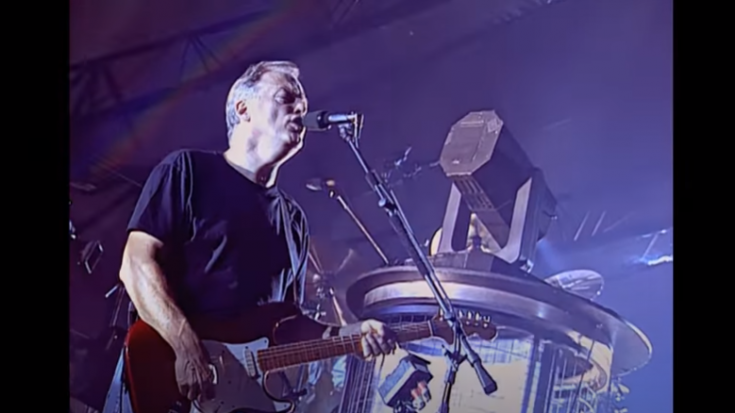 """Pink Floyd Releases """"Pulse"""" Film Performance Of """"Comfortably Numb""""   Society Of Rock Videos"""