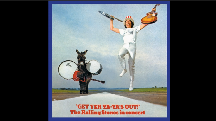 """Album Review: """"Get Yer Ya Ya's Out"""" By The Rolling Stones 