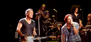 "Watch Bruce Springsteen & Eddie Vedder Cover ""Highway To Hell"""