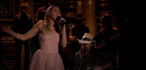 """Watch Billy Ray Cyrus And Miley Cyrus Pay Tribute To Tom Petty With """"Wildflowers"""" Cover"""